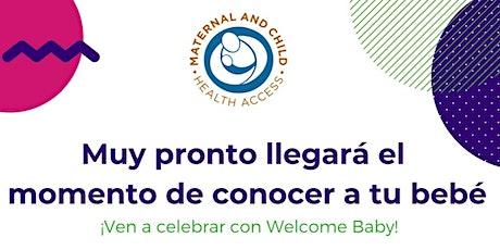 Sesión de información virtual de Welcome Baby entradas