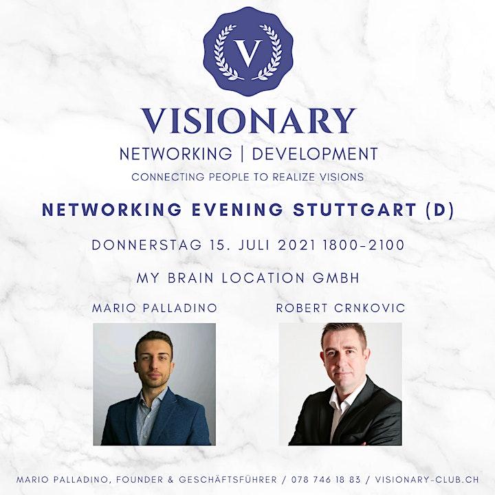 Visionary Networking Abend Stuttgart: Bild