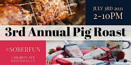 3rd Annual Pig Roast tickets