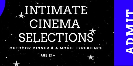 Intimate Cinema Selections tickets