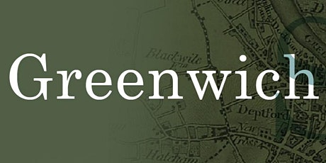 In the Footsteps of Mudlarks - GREENWICH - Thursday, 12th August 2021 tickets