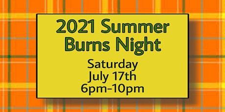 2021 Burns Night at Rural Hill tickets