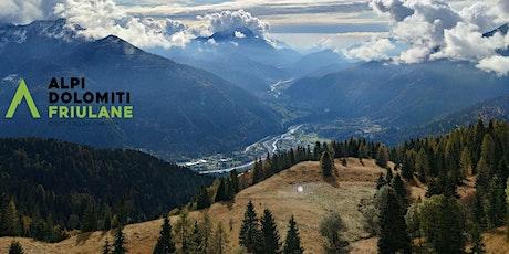 Giro in E-bike: Alta Valle del But biglietti