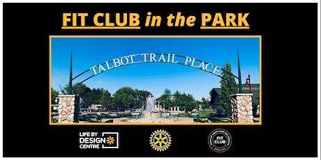 FIT CLUB IN THE PARK tickets