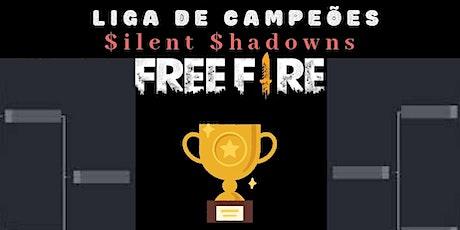 Liga de Campeões - Campeonato no Free Fire entradas
