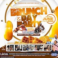 @DJREDTHEMC's  30+ SUNDAY BRUNCH @LOCAL TAP tickets