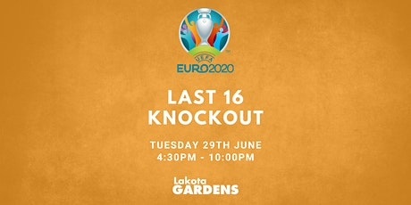 EURO 2020: Live On The Big Screen At Lakota Gardens! tickets