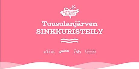 Sinkkuristeily Tuusulanjärvellä 24.7.2021 - (VARAUSSIVU NAISILLE) tickets