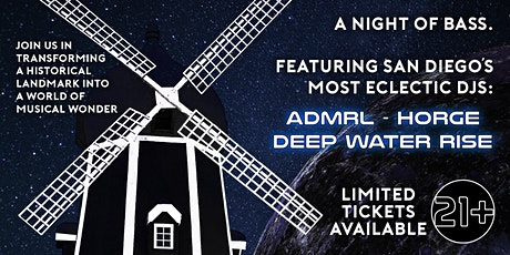 Windmill: After Dark Electronic Music Experience tickets
