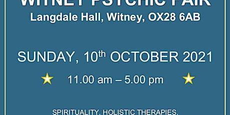 Deer Spirit Psychic & Wellbeing Fair Witney tickets