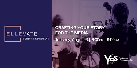 Crafting Your Story For The Media tickets