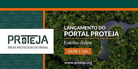 Lançamento do Portal Proteja ingressos
