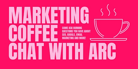 Coffee Chat: Business Marketing One-on-One Q&A tickets
