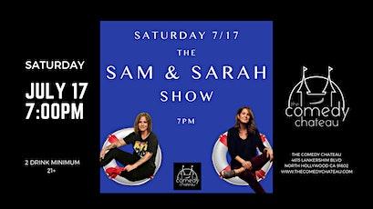 Sam and Sarah Show tickets