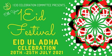 Eid ul Adha by 1Eid (Luton) tickets