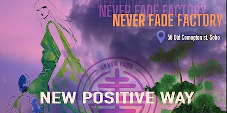 Clothing Swap at the Never Fade Factory tickets