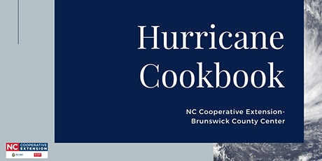 Hurricane Cookbook- Virtual Session tickets