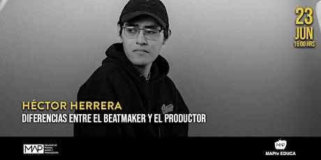 Diferencias entre el beatmaker y el productor tickets
