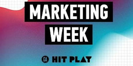 Hit Play: Marketing Week - Email Marketing 101 biglietti