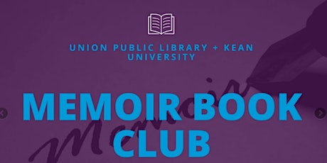 Writing and Reading Memoirs with Union Public Library tickets