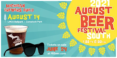 Michigan Brewers Guild August Beer Festival South tickets
