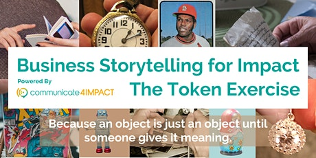 Business Storytelling for Impact | Token Exercise tickets