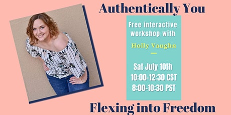 Authentically You: Flexing into Freedom tickets