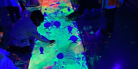 GRUP 3 Tallers Art´ístics: ART & PLAY - Mural Fluor Mar entradas