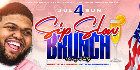 Sip Slow: Upscale Brunch & Day Party (Hosted by Druski) tickets