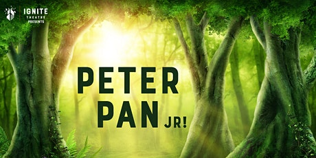 Peter Pan JR! tickets