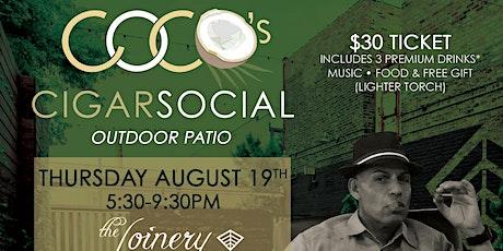 Coco's Cigar Social tickets