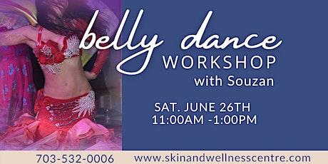 Belly Dance Workshop tickets
