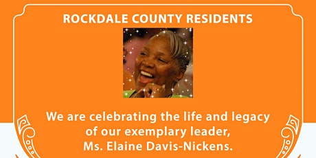 Elaine Davis-Nickens Memorial tickets