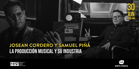 La Produción Musical y su Industria entradas