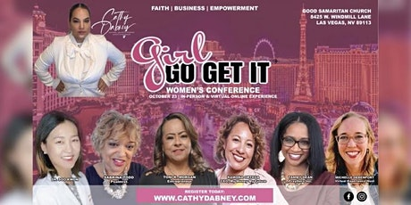 Girl Go Get It™ Women's Conference tickets
