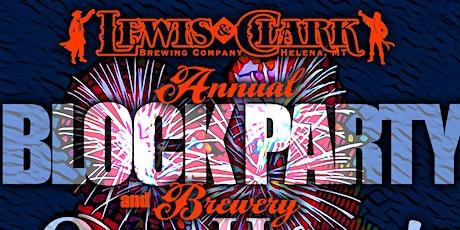 Lewis & Clark Block Party tickets
