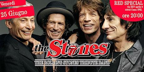 THE STONES (The Rolling Stones Tribute Band) live@RedSpecialCento biglietti
