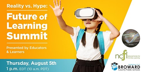 Future of Learning Summit tickets
