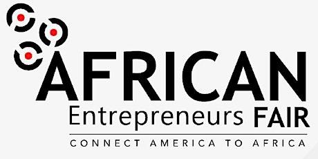 AFRICAN ENTREPRENEURS FAIR tickets