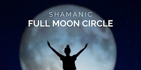 Shamanic Moon Circle tickets