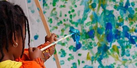 GRUP 3 Tallers Art´ístics: ART & PLAY - Tir amb art entradas