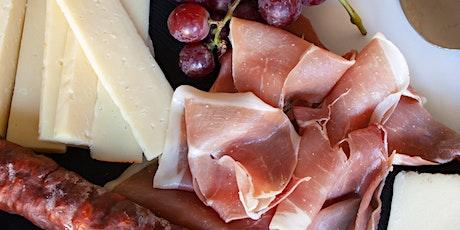 Taste of Spain (Cheese, Charcuterie + Wine Tasting) tickets