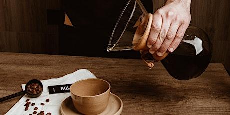 Workshop: Barista en Casa by Bold Coffee Roasters boletos