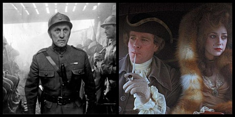 PATHS OF GLORY (11a) & BARRY LYNDON (2p) 35mm @  Million Dollar Theater tickets