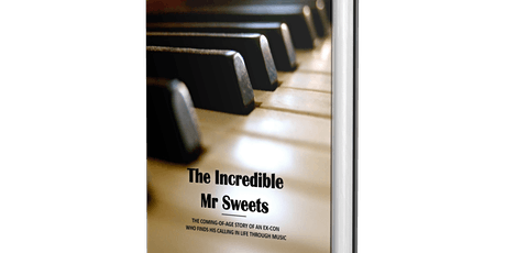 Virtual Launch - The Incredible Mr Sweets tickets
