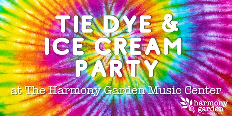 Tie Dye & Ice Cream Party (a fundraiser for new digital pianos) tickets