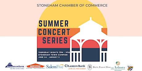 Stoneham Summer Concert Series tickets