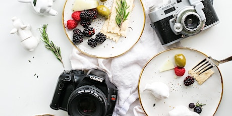 Food Photography   Virtual Photography Class tickets