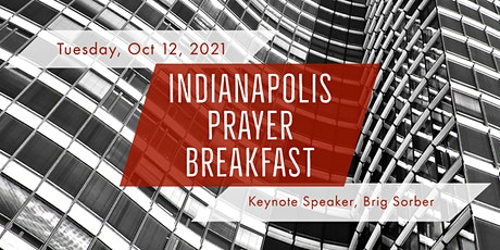 2021 Indianapolis Prayer Breakfast tickets