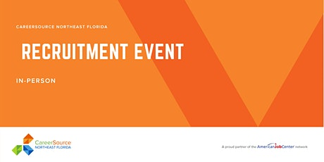 Florida Department of Correction Florida State Prison Recruitment Event tickets